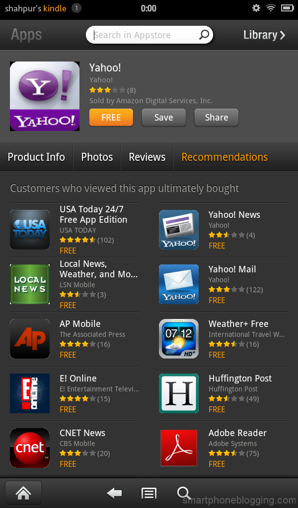 10 good apps for the Kindle Fire HDX