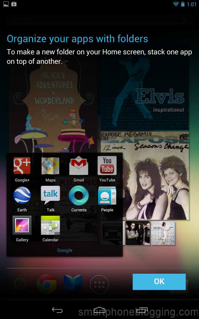 Android 4.1 Jelly Bean for Tablets