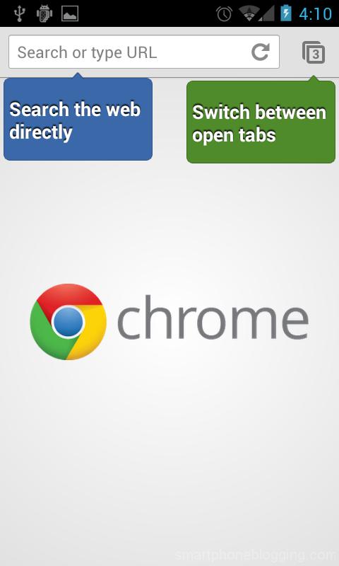 Review: Chrome Beta for Android   SmartPhoneBlogging