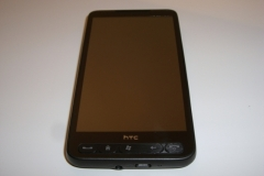HTC HD2 hardware pictures