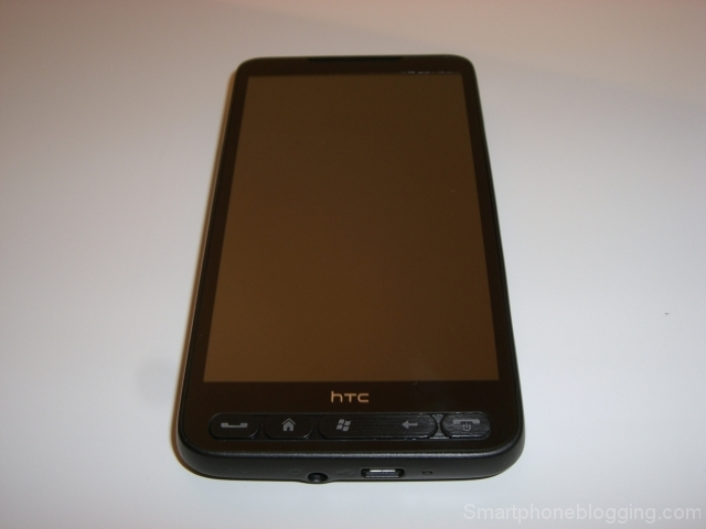 htc hd2 front 3