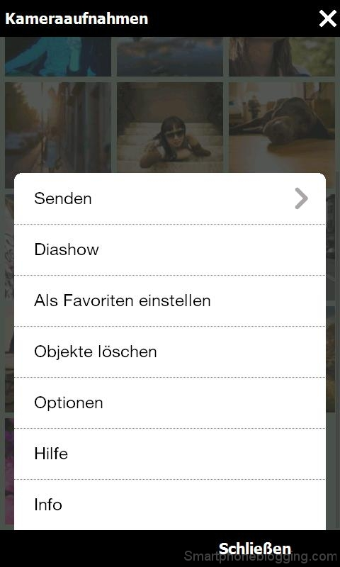 hd2 htc sense picture overview menu