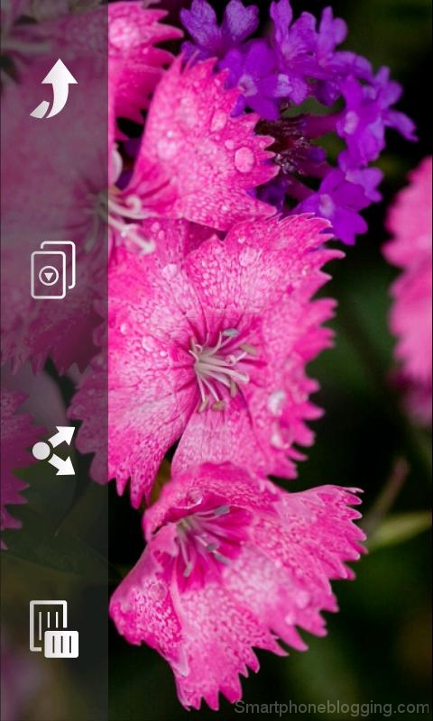 hd2 htc sense picture viewer