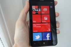 HTC Titan screenshots