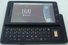 Motorola Milestone (Droid) Hardware