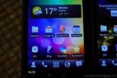 Nexus One AMOLED vs SLCD
