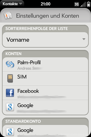 palm_pre_contacts_account_setup